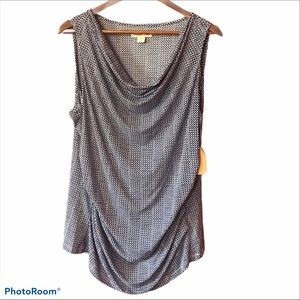 Coldwater creek soft draping tank NWT